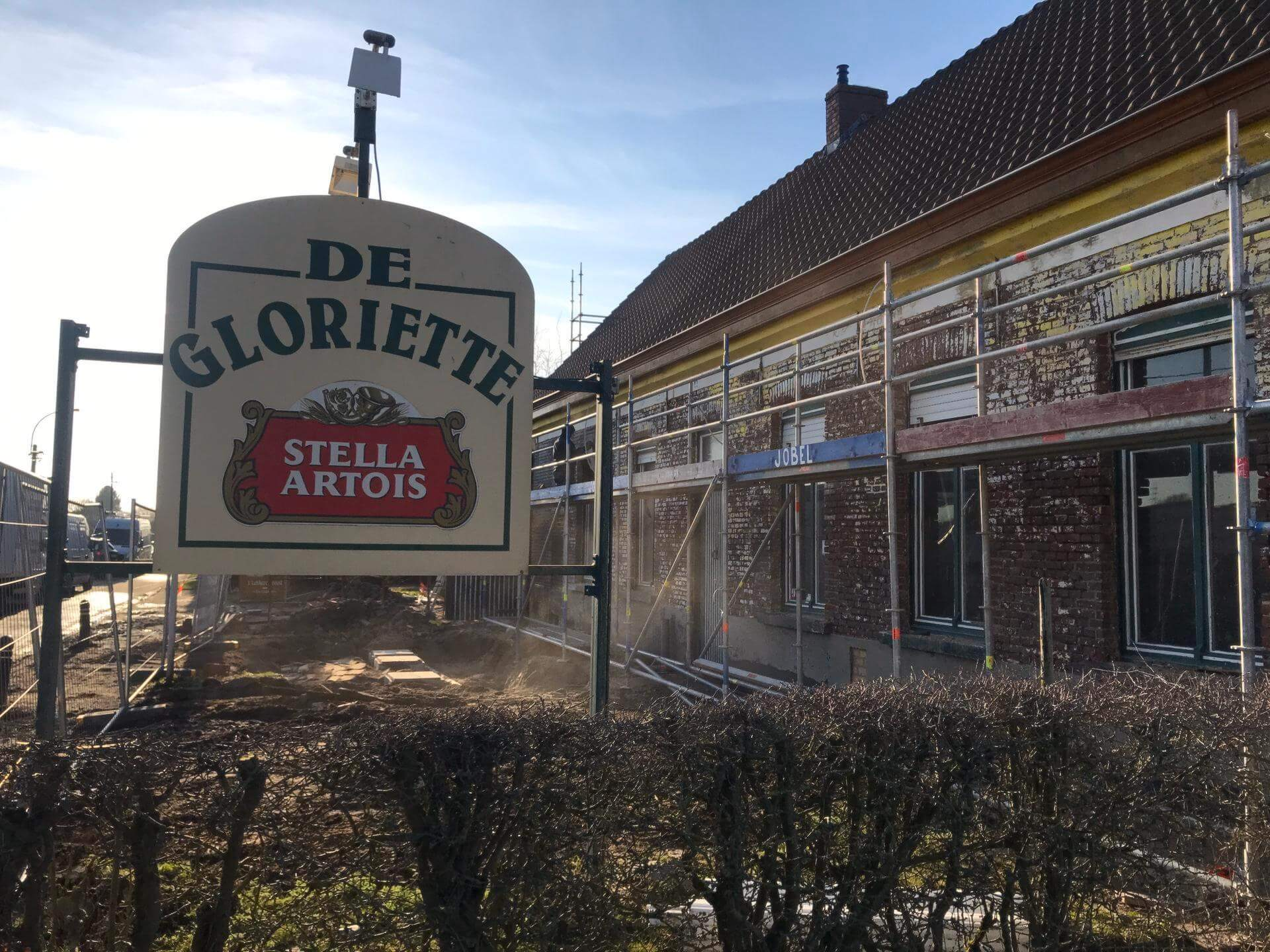 Gloriette case study opening